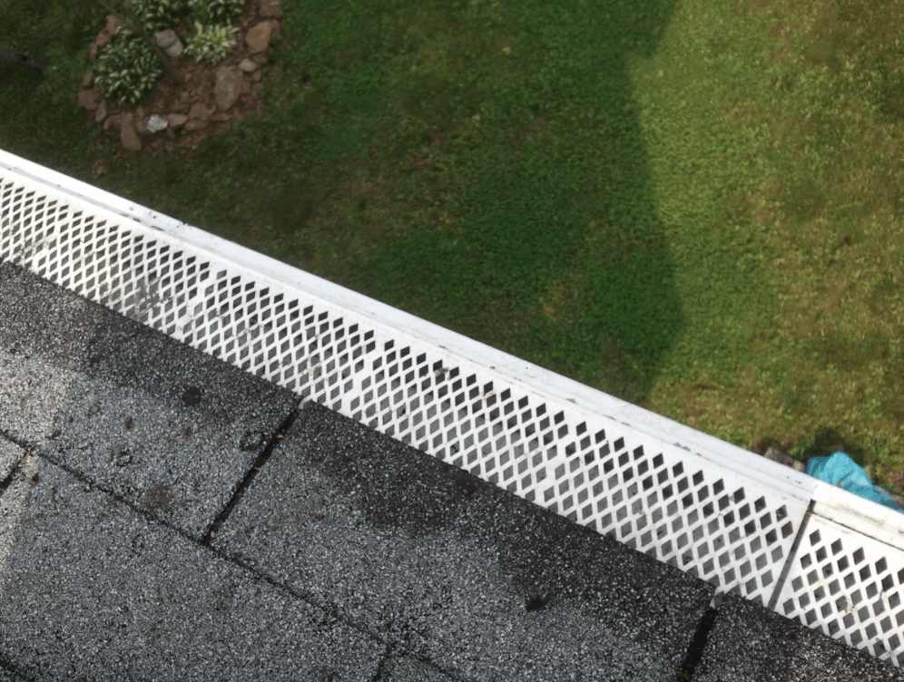 Plastic Gutter Guards Paramount Home Services